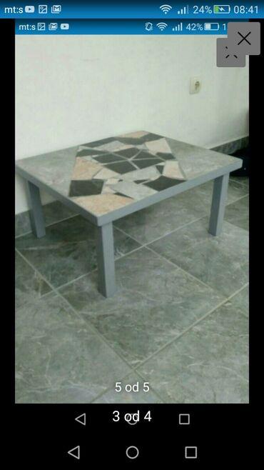 Nameštaj - Bogatic: Rucna izrada stolova. Izuzetnog kvaliteta. Raznih oblika i velicina. A