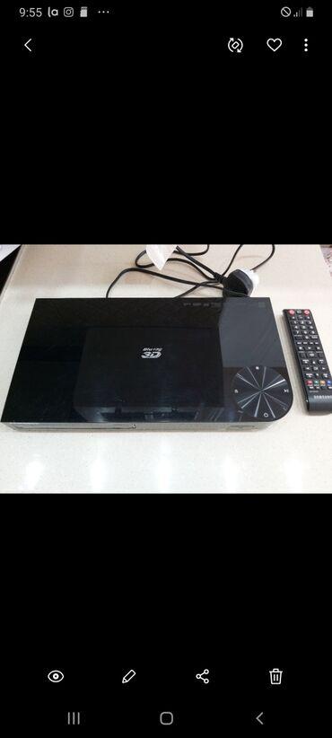 dvd плеер samsung в Азербайджан: DVD player Blue ray satilir! You tube,smart ve s.istifade edile bilir