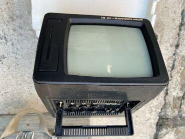 Срочно продам минителевизор для видеонаблюдения советский новый! Цена