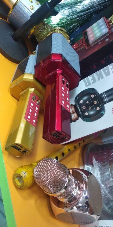 Mikrafon karaoke orijinal yeni