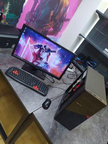 Электроника - Орто-Сай: Игровой мощный компьютер i7-8700k.Компьютер подходит для любых