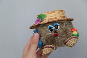 Детский мир - Украина: Рукодільна іграшка Домовий   Довжина: 11 см Ширина: 11 см  Стан гарний