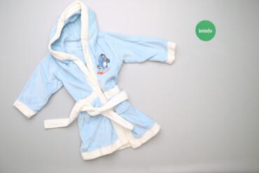 Другие детские вещи - Б/у - Киев: Дитячий теплий халат з монстриком Chicco, вік 1,5 р., зріст 86 см    Д