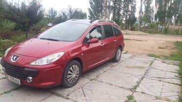 Peugeot - Кыргызстан: Peugeot 307 1.6 л. 2005 | 105000 км