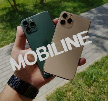 IPhone 11 pro max 64gb  Təzəd Qizili,Qara,Yaşıl rənglər var  Dubay i