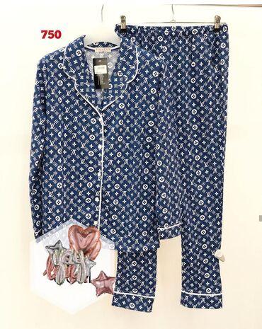 Пижама100%хбПроизводство ТашкентУ нас также есть женские сорочки