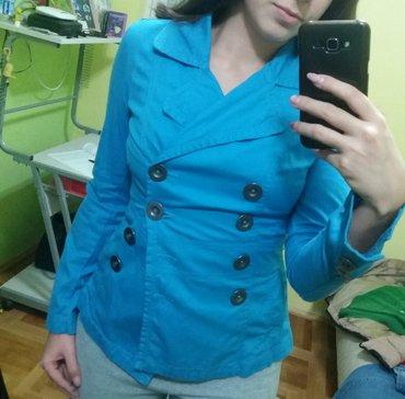 Terranova jaknica, obučena svega nekoliko puta, odgovara broju xs i - Kragujevac