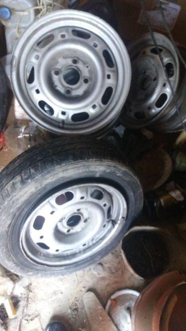 Шины и диски в Нарын