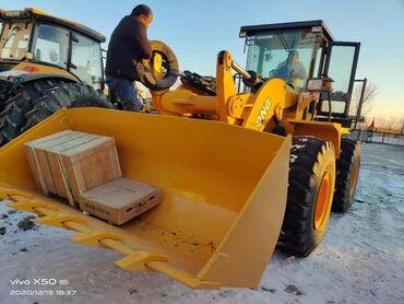 коттеджи на иссык куле цены 2020 в Кыргызстан: Погрузчик фронтальный 3 х кубовый. Грузоподъёмность 5 тонн. Новый. В