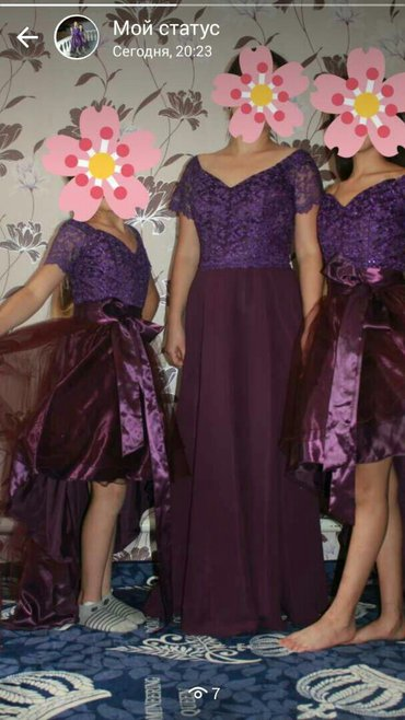 Продаю нарядные на выход платья в Бишкек