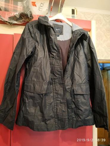 Куртка плащевка с капюшоном для в Бишкек