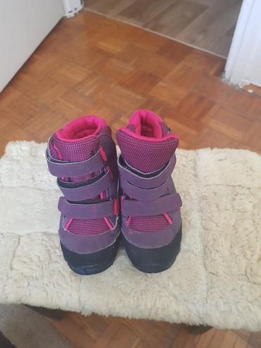 Dečije Cipele i Čizme - Majdanpek: Original cizme Adidas br.21,veoma malo koriscene,kao nove sto se vidi
