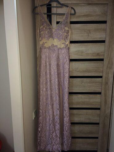 вечернее платья русалка в Кыргызстан: Продам в хорошие руки красивейшее платье русалка! Вырез на ножке