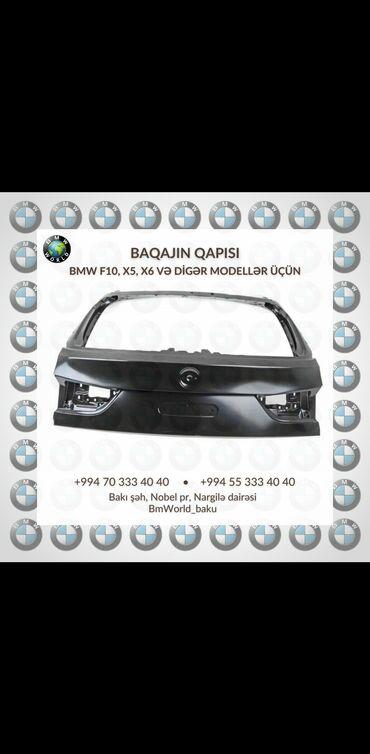 ehtiyat hisseleri telefon - Azərbaycan: BMW X5, X6, F baqajin qapilari ve diger ehtiyat hisseleri