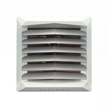 теплый гараж аренда в Кыргызстан: Тепловентилятор водяной volcano vr ac vts (польша), стандартный