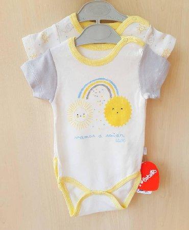 Детский бодик - Кыргызстан: Бодики,ползунки,детские вещи,детская одежда  Турция Bebetto детские Шт