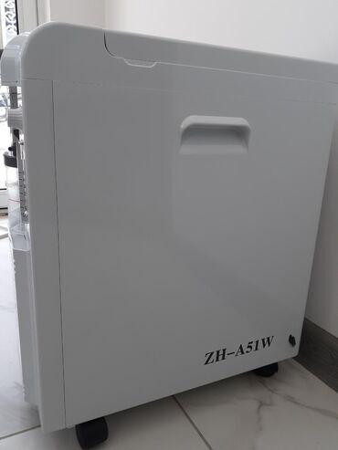 Кислородные подушки - Кыргызстан: Кислородный концентратор на 5 литров. Гарантия год от завода
