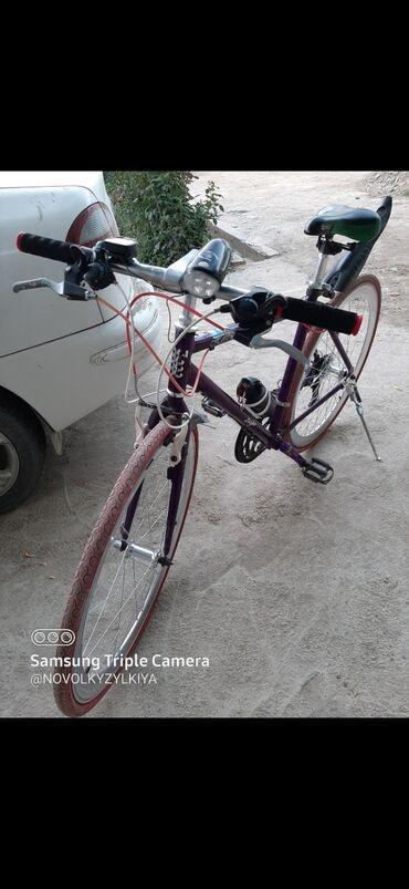 Пик групп ош - Кыргызстан: Шоссейный велосипед