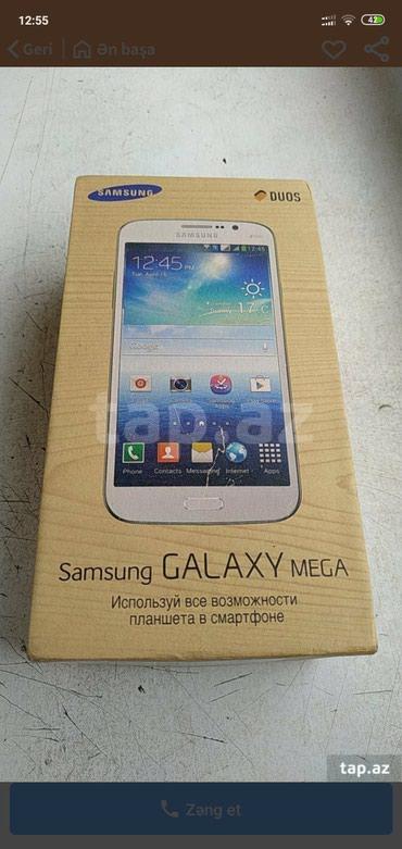 Samsung c3212 duos - Azerbejdžan: Samsung Galaxy Mega Duos Qutusu