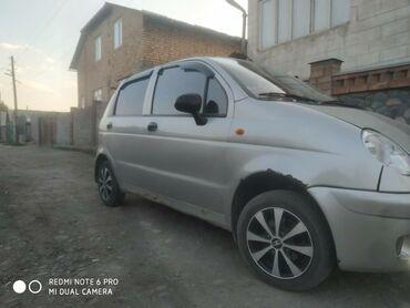 матиз в бишкеке in Кыргызстан   DAEWOO: Daewoo Matiz 0.8 л. 2008   100000 км