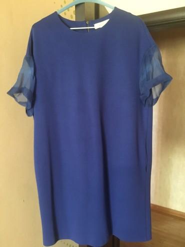 размер 38 м в Кыргызстан: Продаю класическое женское платье, турецкого бренда BESSINI.Отличного