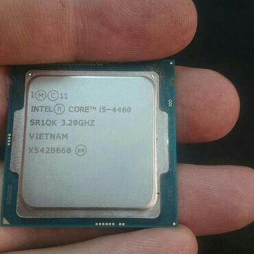 Компьютеры, ноутбуки и планшеты в Бишкек: Продаю процессор i5 4460процессор в отличном состоянии как новый, дам