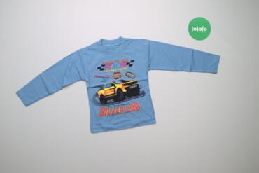 Топы и рубашки - Новый - Киев: Дитячий світшот з принтом автомобіля    Довжина: 38 см Ширина плечей
