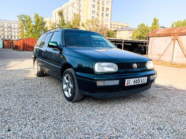 гольф 2 in Кыргызстан   АВТОЗАПЧАСТИ: Volkswagen Golf Variant 1.8 л. 1998   180000 км
