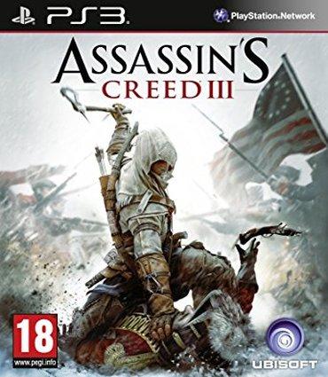 """Bakı şəhərində """"Assassin's Creed 3"""" Ps3 diski"""