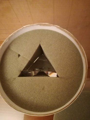 Bakı şəhərində Diamond crystal. Made in egypt.