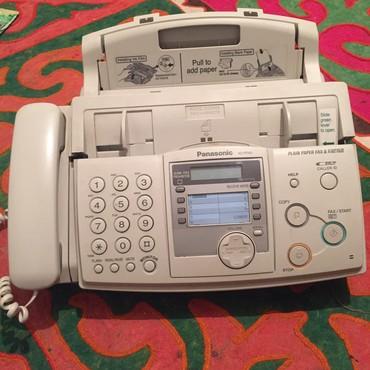 Телефон-моторола-раскладушка - Кыргызстан: Телефон/факс в отличном состоянии почти не пользовались . Производство
