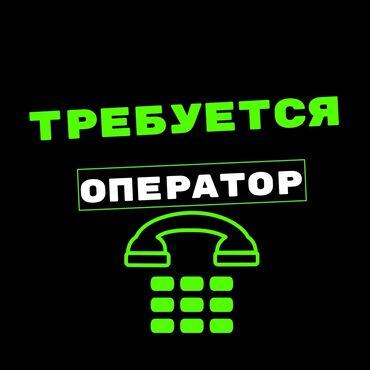 Работа - Кыргызстан: Оператор Call-центра. С опытом. 6/1