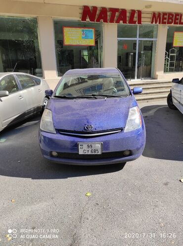 Toyota Prius 1.7 l. 2008   156840 km