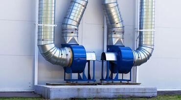 Вентиляция ! Промышленная вентиляция ! Кондиционирование воздуха !