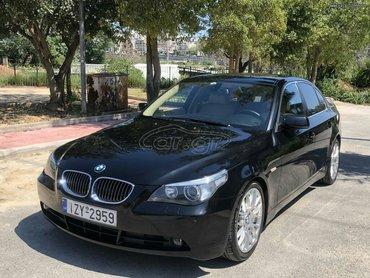 BMW 525 2.5 l. 2006 | 160000 km