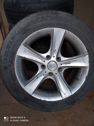 Транспорт - Григорьевка: Продаю титан диск размер 16 1 штук