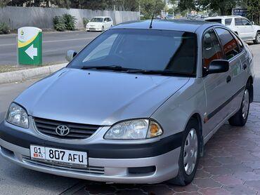 Транспорт - Чаек: Toyota Avensis 1.8 л. 2001 | 200 км