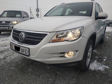 автомобильные шины для внедорожников в Кыргызстан: Volkswagen Tiguan 2 л. 2009