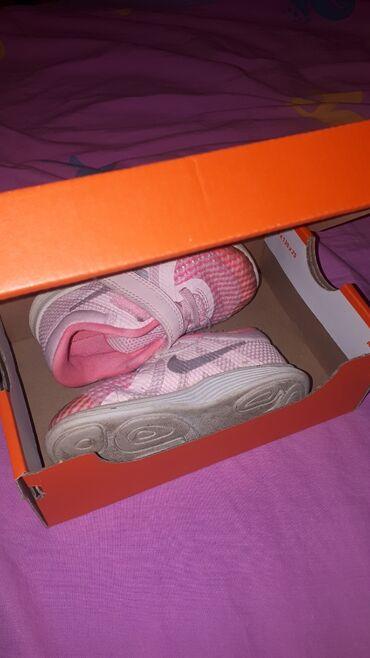 Dečija odeća i obuća - Novi Banovci: Nike patike za devojčice vel 22