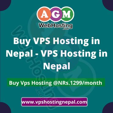 Buy VPS Hosting in Nepal - VPS Hosting in Nepal:Buy VPS Hosting in