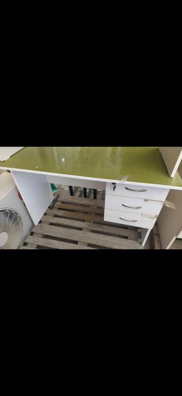 Ofis masasi 120 ×60 st 120 azn yeni mehsul seher daxili catdirlma