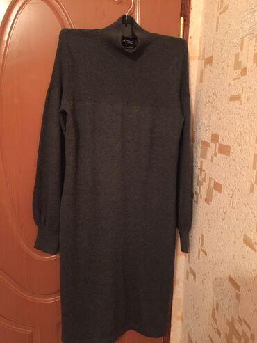 платье на повседневку в Кыргызстан: Платье Свободного кроя Sela S