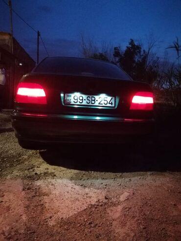 bmw-5-серия-525-mt - Azərbaycan: BMW 525 2.3 l. 1998 | 345000 km