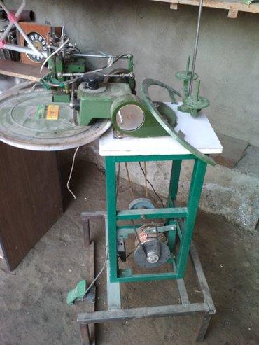 Кетель машина, иштейт, рабочая, дёшево дадим в Бишкек