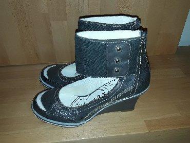 Ostalo | Varvarin: Zenske cipele,zanimljive,nošene par puta,broj 38