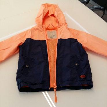 "Decija prolecna jakna ""Zara"" Prelep model, odlican kvalitet, nosena"