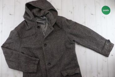 Мужская одежда - Украина: Чоловіче пальто, р. XL   Довжина: 84 см Рукав: 64 см Напівобхват груде