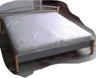 Немецкая новая большая кровать в Бишкек