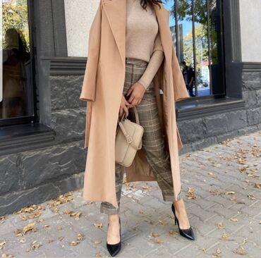 длинное платье на запах в Кыргызстан: Brand PITTI кашемир пальтоНомер только на ватсап!Одевала один раз