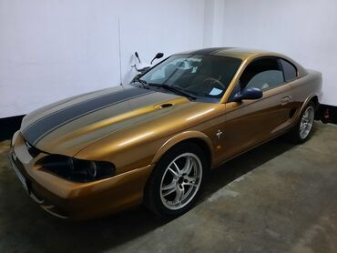 Транспорт - Бишкек: Ford Mustang 3.8 л. 1996